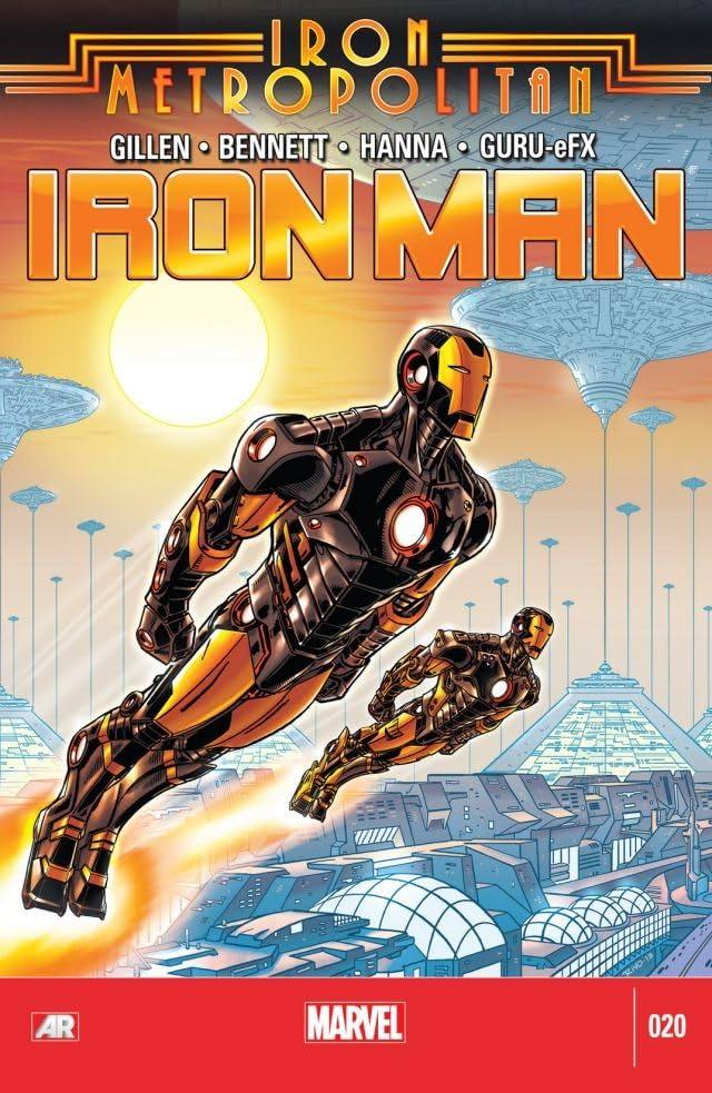 Iron Man (2012-) #20