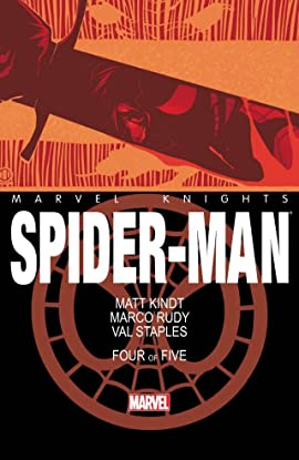 Marvel Knights: Spider-Man (2013-2014) #4 (of 5)