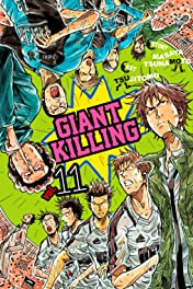 Giant Killing Vol. 11