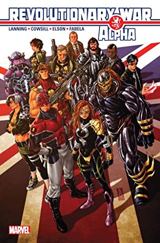 Revolutionary War: Alpha #1
