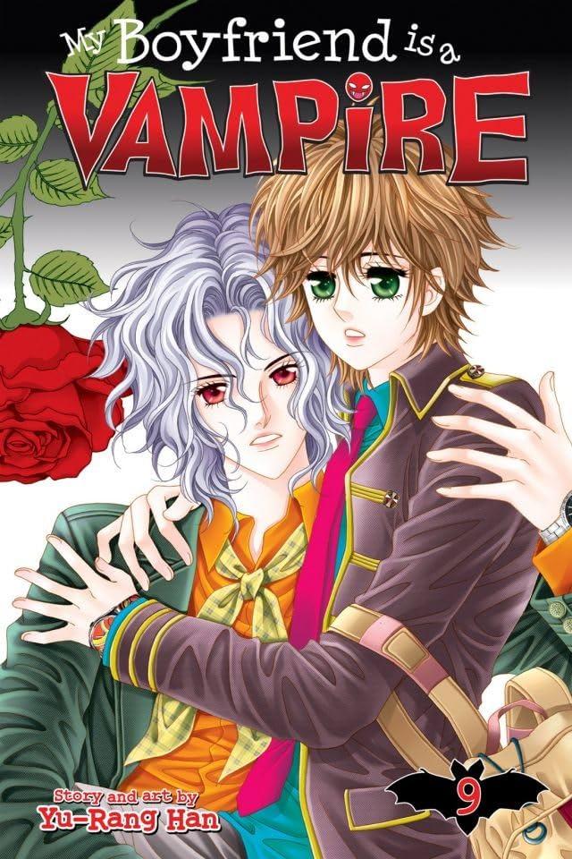 My Boyfriend Is A Vampire Vol. 9