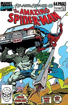 Amazing Spider-Man (1963-1998) Annual #23