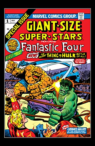 Giant Size Super-Stars (1974) #1