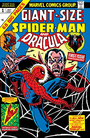 Giant-Size Spider-Man (1974-1975) #1