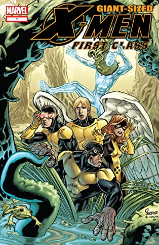 X-Men: First Class Giant-Sized Special (2008) #1