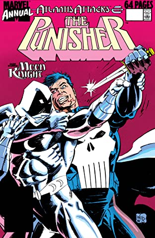 The Punisher (1987-1995) Annual No.2