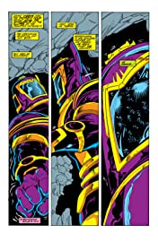 Silver Surfer (1987-1998) Annual #2