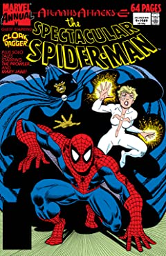 Peter Parker, The Spectacular Spider-Man (1976-1998) Annual #9