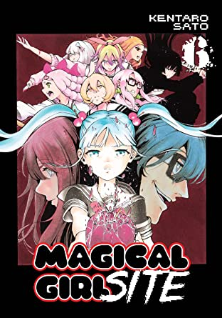 Magical Girl Site Tome 6