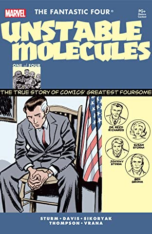 Startling Stories: Fantastic Four - Unstable Molecules (2003) #1 (of 4)