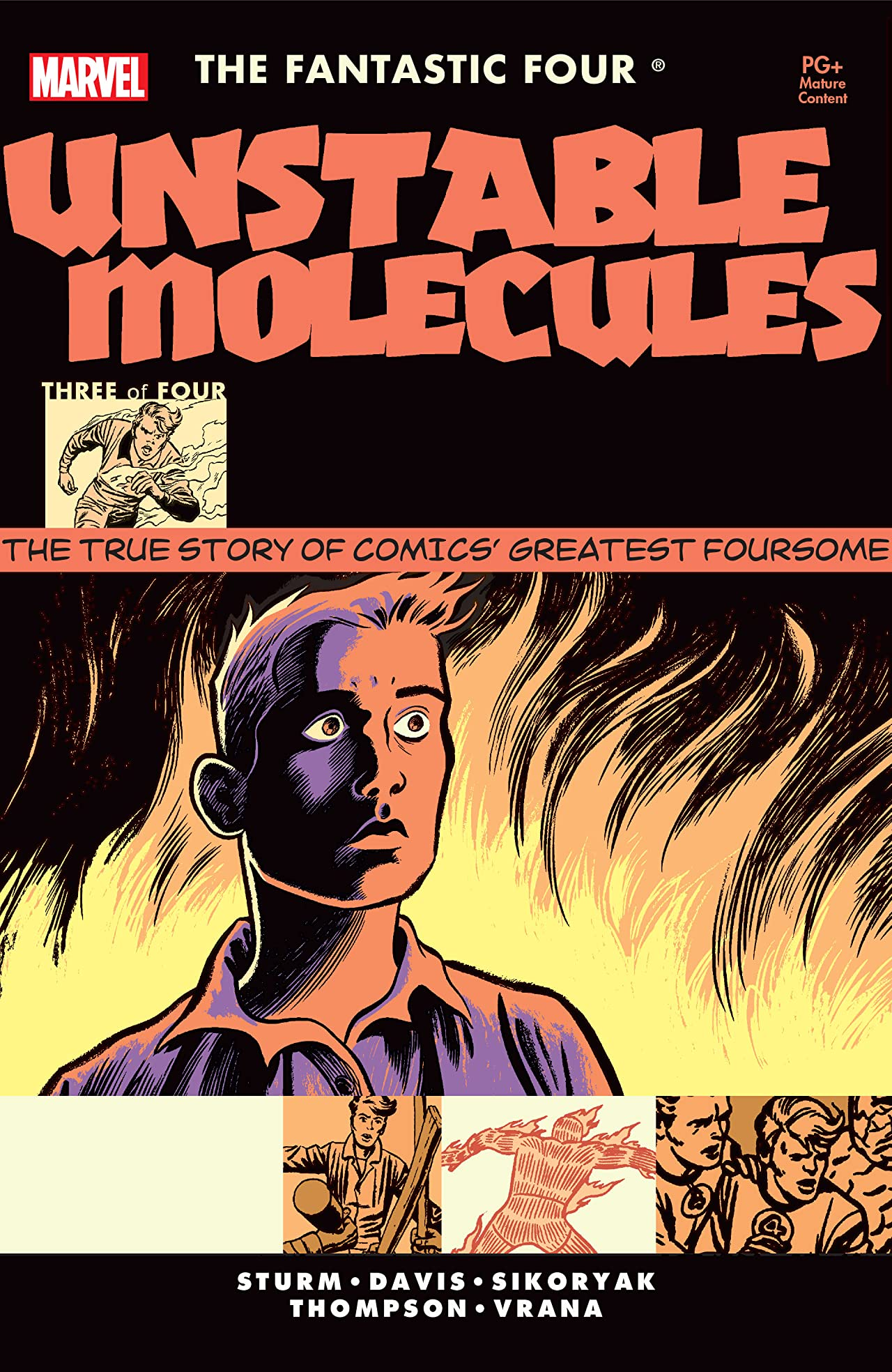 Startling Stories: Fantastic Four - Unstable Molecules (2003) #3 (of 4)