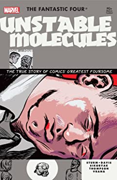Startling Stories: Fantastic Four - Unstable Molecules (2003) #4 (of 4)