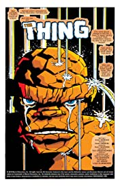 Startling Stories: The Thing - Night falls on Yancy Street  (2003) #1 (of 4)