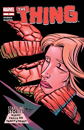 Startling Stories: The Thing - Night falls on Yancy Street  (2003) #3 (of 4)