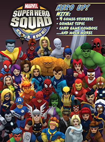 Marvel Super Hero Squad Online Game: Hero Up! (2011) #1
