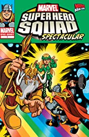 Super Hero Squad Spectacular (2011) #1