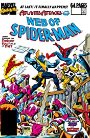 Web of Spider-Man (1985-1995) Annual #5