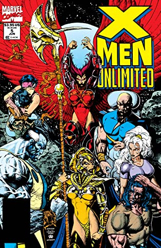 X-Men Unlimited (1993-2003) #5