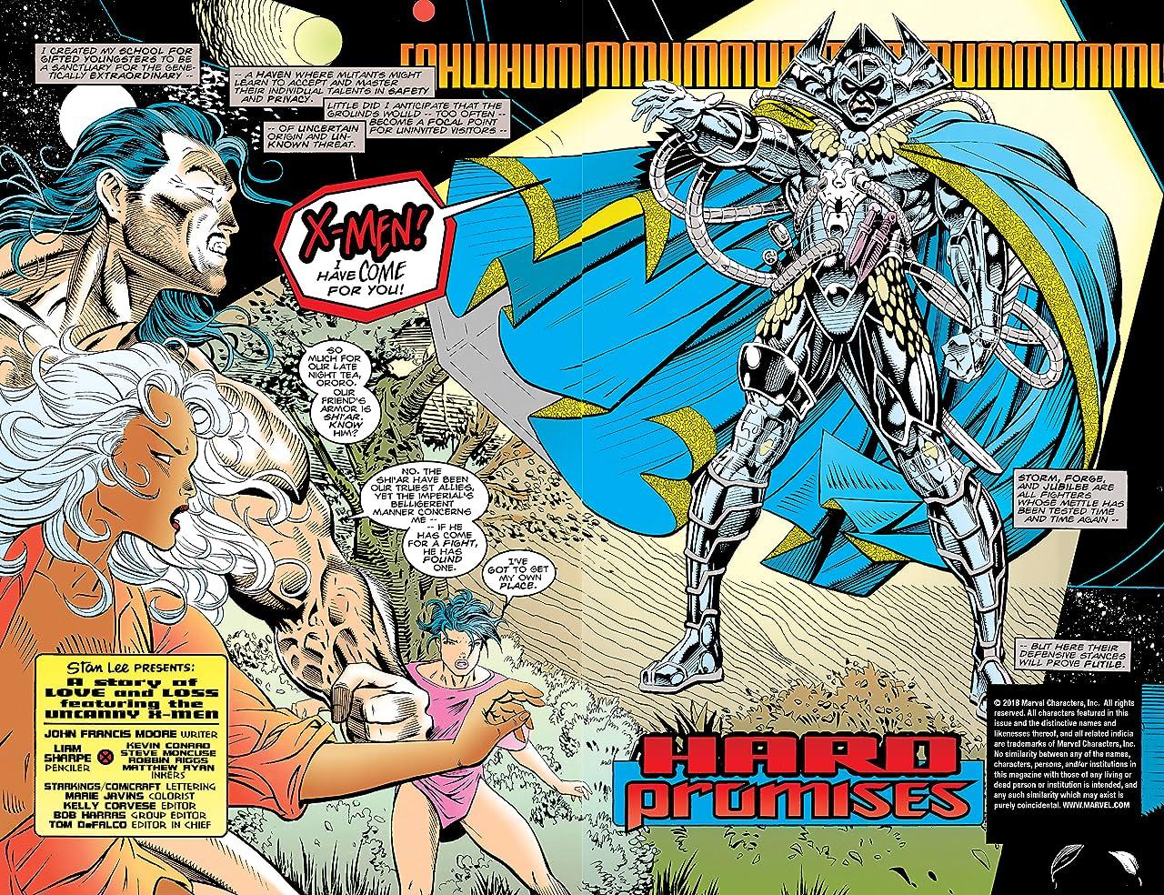 X-Men Unlimited (1993-2003) #5