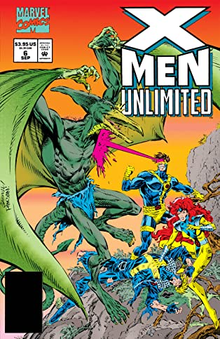 X-Men Unlimited (1993-2003) #6