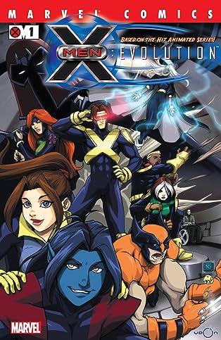 X-Men Evolution (2002) #1