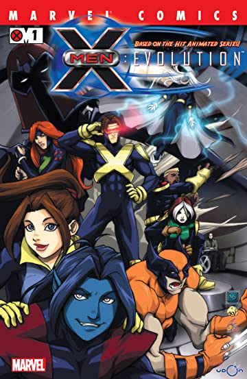 X Men Evolution 2002 1 Comics By Comixology