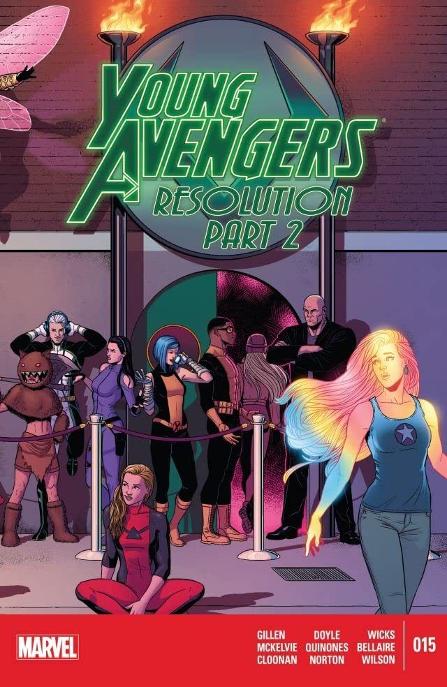 Young Avengers (2013) #15