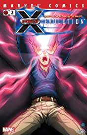 X-Men Evolution (2002) #2