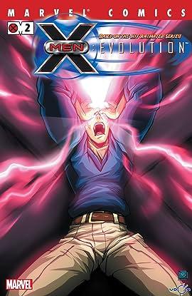 X-Men Evolution (2002) #2