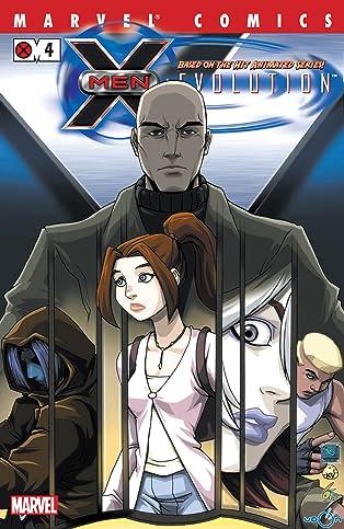 X-Men Evolution (2002) #4