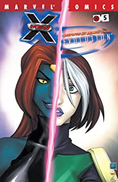 X-Men Evolution (2002) #5