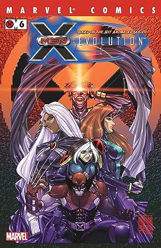 X-Men Evolution (2002) #6