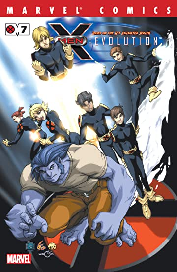 X-Men Evolution (2002) #7