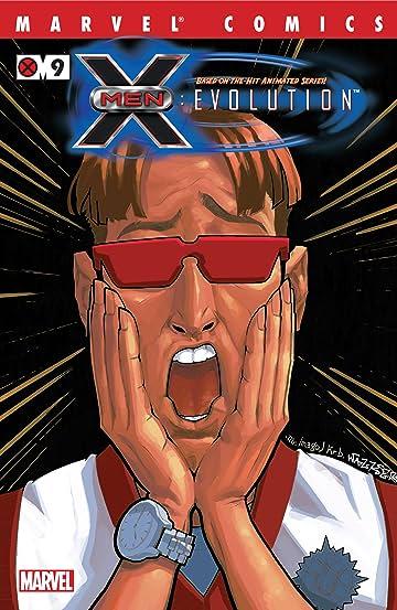 X-Men Evolution (2002) #9