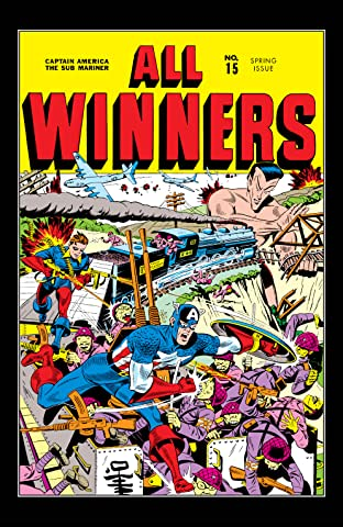 All-Winners Comics (1941-1946) #15