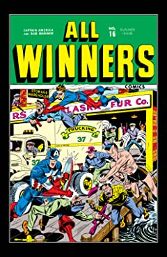 All-Winners Comics (1941-1946) #16