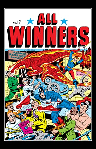 All-Winners Comics (1941-1946) #17