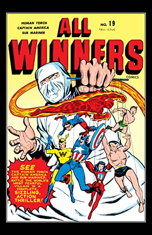 All-Winners Comics (1941-1946) #19