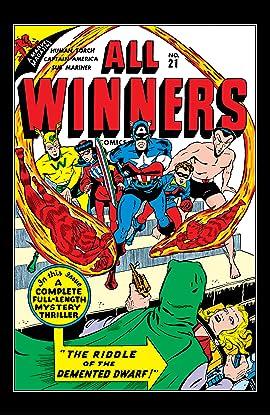 All-Winners Comics (1941-1946) #21