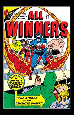 All-Winners Comics (1941-1946) #21