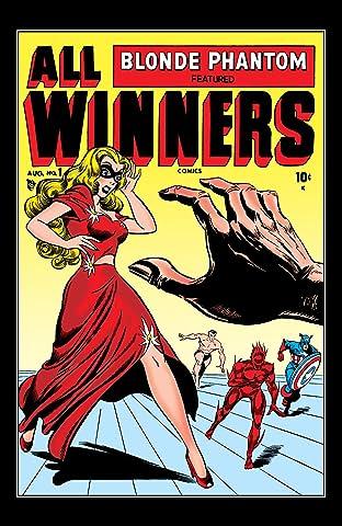 All Winners Comics (1948) No.1