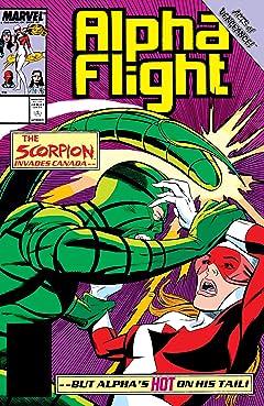 Alpha Flight (1983-1994) #79