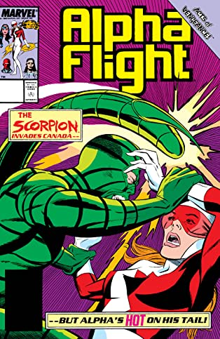 Alpha Flight (1983-1994) #79