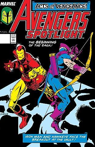 Avengers Spotlight (1989-1991) No.26