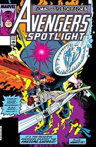 Avengers Spotlight (1989-1991) No.27