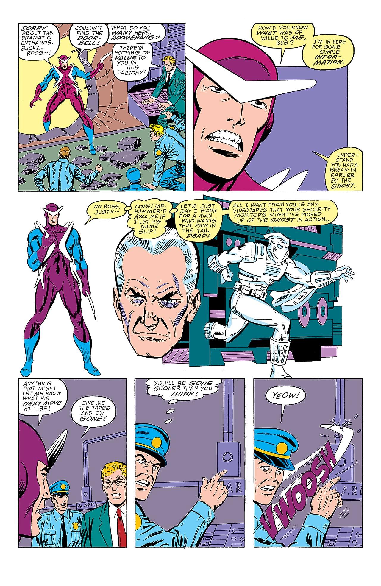 Avengers Spotlight (1989-1991) #27