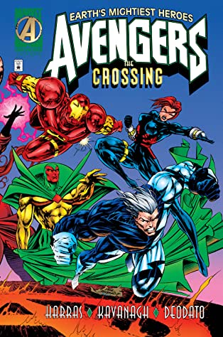 Avengers: The Crossing (1995) #1