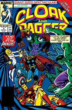 Cloak and Dagger (1988-1991) #9