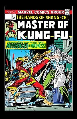 Master of Kung Fu (1974-1983) #33