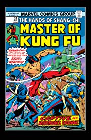 Master of Kung Fu (1974-1983) #34
